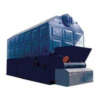 OEM horizontal dual cylinder portrait arranged anthracite coal steam Industrial Boilers Manufactures