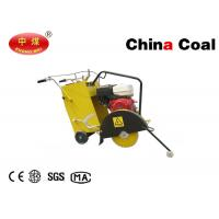 Floor Cutter Concrete Saw Gasoline Engine 6.7 Inch Industrial Machinery for Road Construction Manufactures