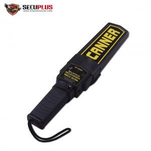 Buy cheap Waterproof Portable Metal Detector Scanner / Small Metal Detector Wand from wholesalers