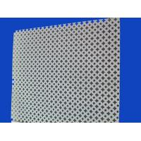 China Brass / Galvanized decorative Expanded Metal Mesh Plate 0.5mm - 10mm Width for sale