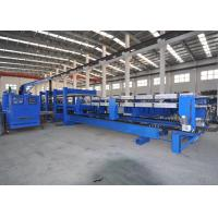 China Simple Type Color Steel PU Sandwich Panel Machine For Insulated Roof / Cold Room on sale