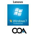 Microsoft Windows 7 Professional OA China Lenovo COA Sticker Manufactures