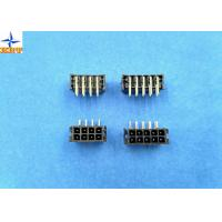Dual Row Wafer Connector with 3.0mm pitch for PCB Connector Micro-Fit Header Glow Wire Capable Manufactures