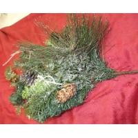 flat cypress artificial branch Manufactures
