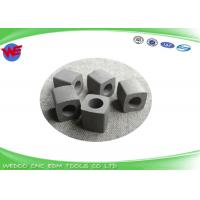 14x14x14x8mm Wire EDM Spare Parts Carbide Block High Precision With Various Size Manufactures