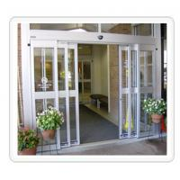 Four wing Track telescopic leaf sliding glass door leaf weight 300 kg / 2 x 150 kg Manufactures