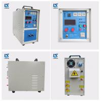 IGBT Device Portable Electric Induction Brazing Equipment 220V Voltage 35A Current Manufactures