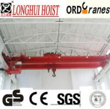 China 5T/10T/20T double girder overhead/bridge crane for sale QD/The best cost performance gantry crane on sale