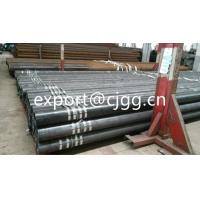 China S275J0H Hot Rolled Steel Tube , EN10210-1 / 2 Structural Hollow Hot Finished Seamless Tube wholesale