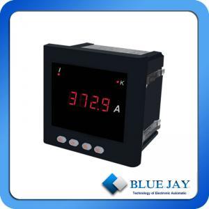 China LED Display Smart Meter Ampere Meter Single Phase Current Panel Meter Smart Electric Meter on sale
