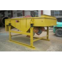 China linear vibrating screen for food industry on sale