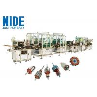 China Mixer / Armature Motor Production Line Fully Automatically CCC Approved on sale