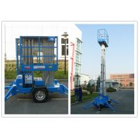 Quality Aluminium Alloy Mobile Elevating Work Platform 10 Meter Hydraulic Lift Platform for sale