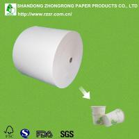 PE coated paper for cold drink cups Manufactures