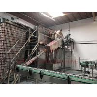 12000cph Aluminum Empty Can Depalletizer , Filling And Capping Machine Manufactures