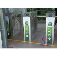 Quality Bidirectional all electric mechanical Tripod Turnstile Gate for scenic spot school station for sale