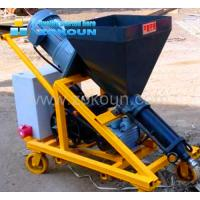 China 2014 hot sale mortar spray machine on sale