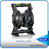 Cast Steel Air Operated Diaphragm Pump Low Pressure 1 Inch Air Diaphragm Pump Manufactures