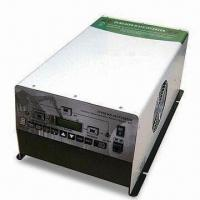 1,500W Programmer LCD Pure Sine Wave Inverter with AC Charger and Fixed 40A Solar Charge Controller Manufactures
