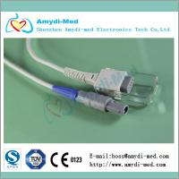 Factory supply CSI SpO2 adapter cable, Lemo 5pin to DB9 female,SpO2 Extension cable Manufactures