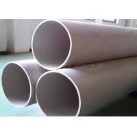 ASTM JIS Stainless Steel Welded Pipe Large Diameter For Industrial Fluid Conveying Manufactures