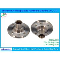 Alloy CNC Machine Parts , Customized CNC Turning Machine Parts Manufactures