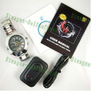 China Waterproof Full 1080P SPY Watch DVR Camera With IR Night Vision on sale