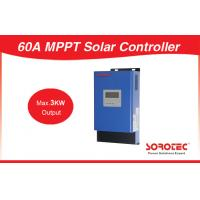 China IP 43 LCD Display 800W MPPT Solar Charge Controller for Lead Acid Batteries on sale