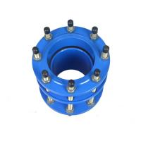 Quality Stainless Steel Cast Iron Pipe Fittings Dismantling Joint Flexible Types Mechanical Joints for sale