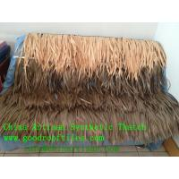 China China Artisan Building Synthetic Thatch Roofing Sheet on sale