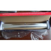 Household Food Grade Aluminum Foil Wrapping Paper 100 - 600mm Width Manufactures