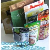 Quad-seal Pouch,herbal Incense bags, Potpourri bags, Spice bags, Hologram bags Manufactures