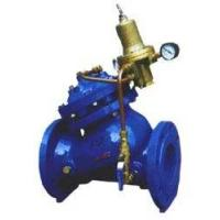 China Mulitfunction Ductile Iron Diaphragm Y Type Pressure Sustaining Valve DN20mm on sale