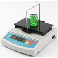 China Desktop Digital Liquid Density Meter Anti Corrosive With Shorter Measuring Time for sale