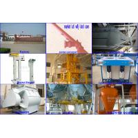 1-20 t/h Stable performance simple-type dry powder mortar production line Manufactures