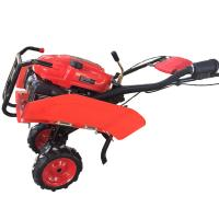 China rotary hoe hand soil garden tiller cultivator with cultivator spare parts on sale