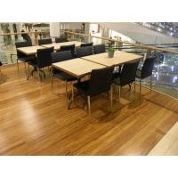China low formaldehyde emission Engineered Strand Woven (4 MM)solid Bamboo Flooring on sale