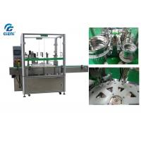 Vibrating Table Nail Polish Filling Machine with 1 Year Warranty Manufactures