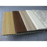 Decorative Laminated UPVC Wall Panels For Living Room / Study / Bedroom Manufactures
