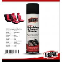 Upholstery & Carpet Cleaner, Foamy Cleaner Manufactures