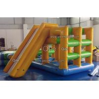 Adults Inflatable Backyard Water Park , Jungle Joe With Slide Manufactures