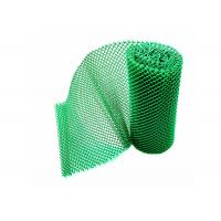 Copper Aluminum Metal Coil Drapery , Wire Mesh Curtains For Interior Partition Manufactures