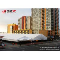 Concrete Ground Large Party Tent 40x80 Wedding Tent Long Life Span Manufactures