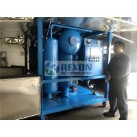 China Fully Enclosed Type Transformer Substation Used Transformer Oil Purifier 9000LPH on sale