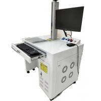 Auto Part UV Laser Marking Machine Water Cooling With CE ISO FDA Certification Manufactures