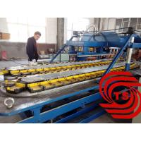 63-250mm PVC Double Wall Corrugated Plastic Pipe Making Machine , High Output Manufactures