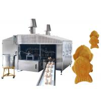 Wafer Making Fully Automated Production Line With Batter Tank Pump System