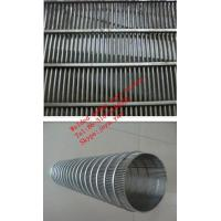 Welded Wedge Wire Screen Manufactures