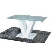 Glass Coffee Table (YM-08S/B) Manufactures