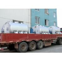 Convenient Installation Jacketed Ribbon Blender For Steam / Hot Water Circulation Manufactures